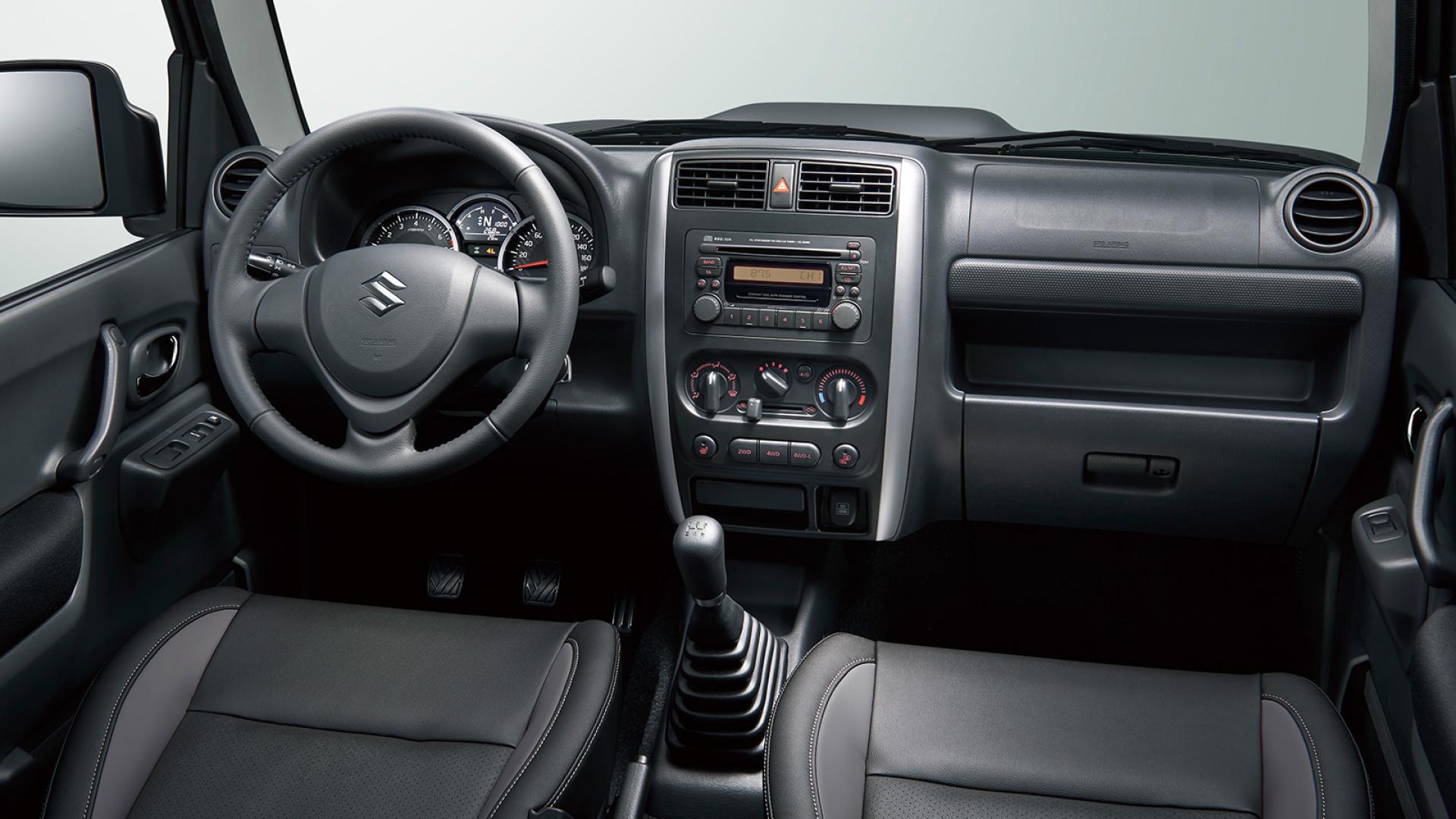 Suzuki-Suzuki Jimny-3