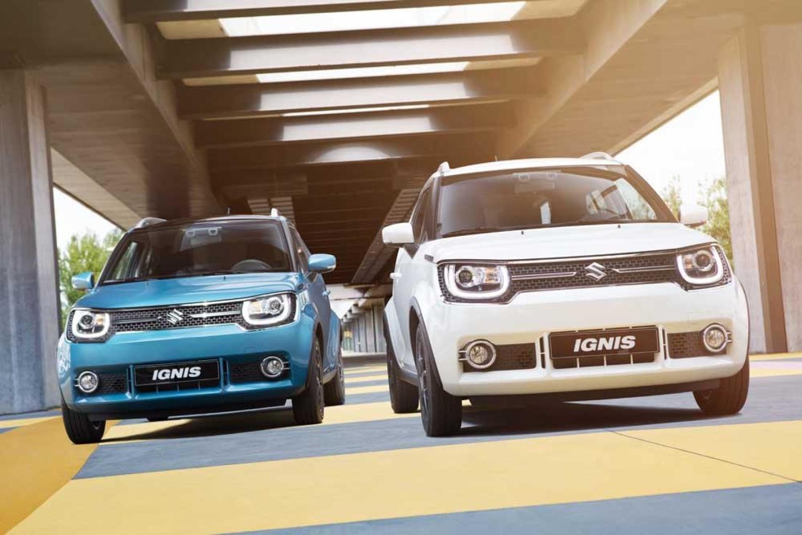Suzuki-Suzuki Ignis-0