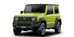 Suzuki-Suzuki Jimny